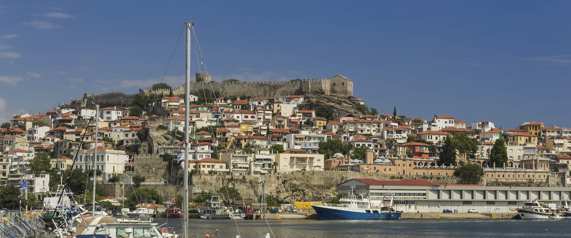 Kavala Travel Guide | Discover Kavala | Aegean Airlines