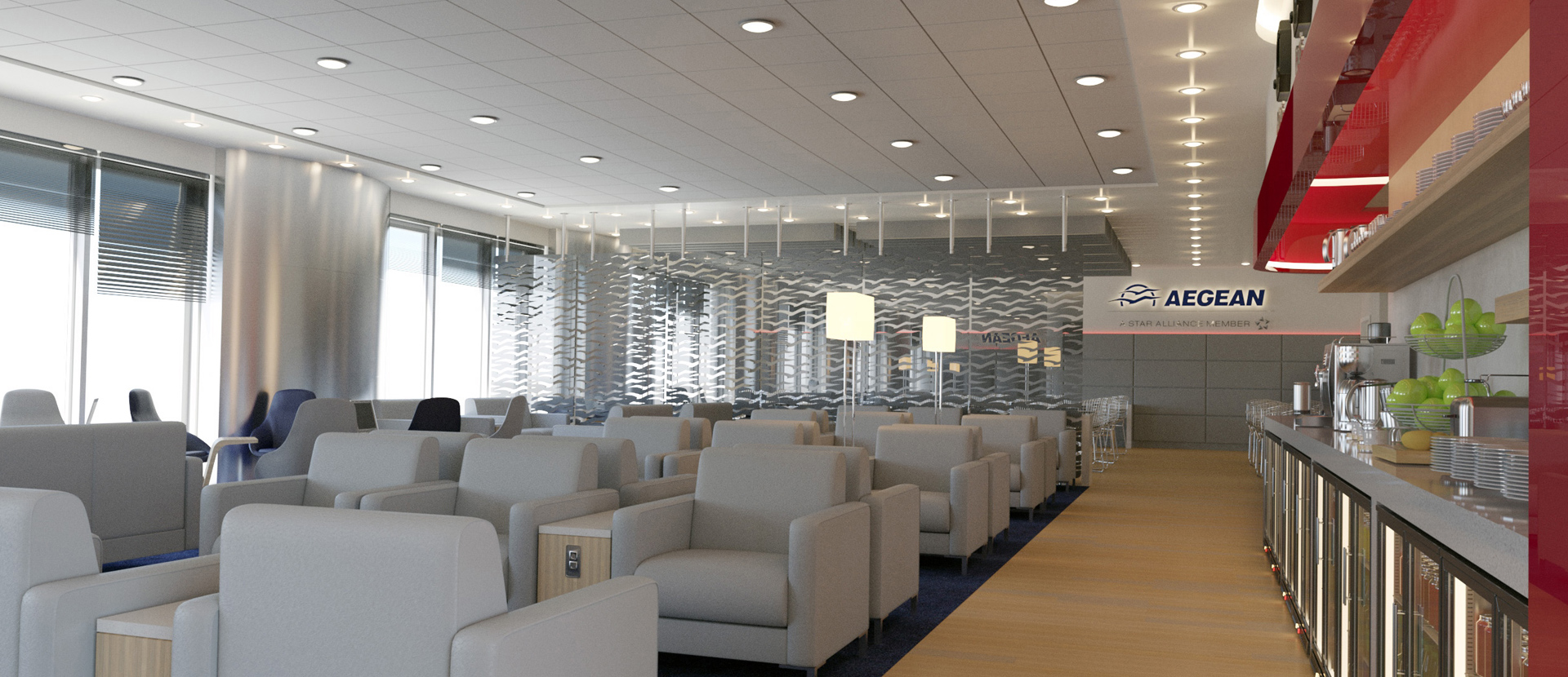Lounges Aegean Airlines